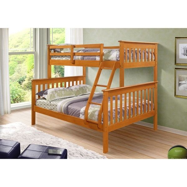 Twin Over Full Size Bunk Beds With Trundle Or Storage Drawers Ebay