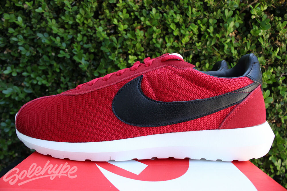newest collection 2eaad 408fc Details about NIKE ROSHE LD - 1000 SZ 11 GYM RED BLACK SAIL 844266 601