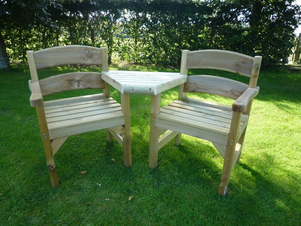 Garden Seat/Bench COMPANION SEAT (2nd Quality Item) Del