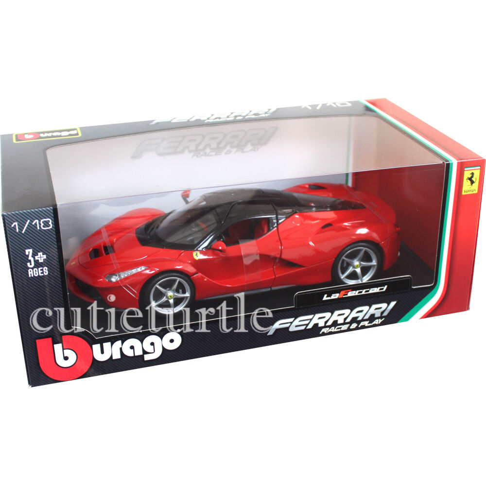 bburago ferrari laferrari f70 2014 new enzo 1 18 diecast model car red 18 16001 ebay. Black Bedroom Furniture Sets. Home Design Ideas