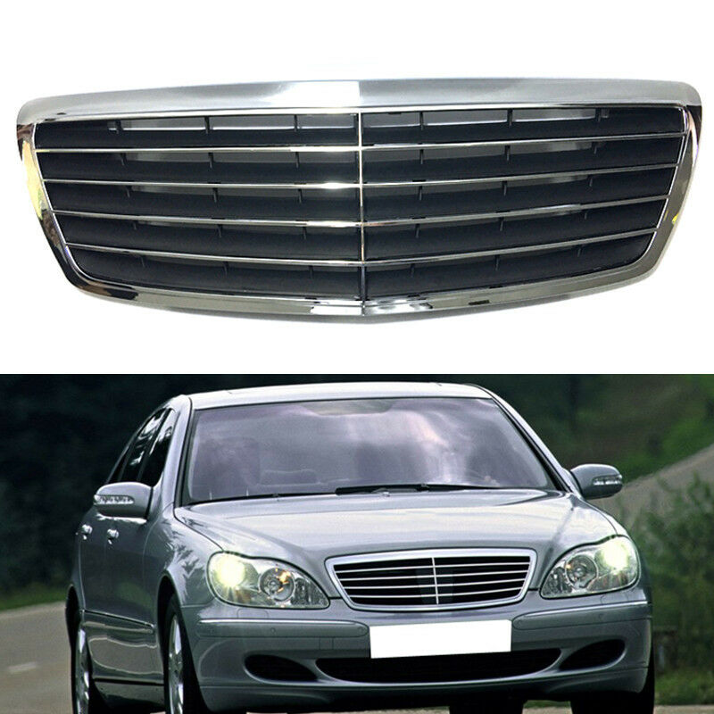 High Quality Front Hood Grill Grille For Mercedes-Benz