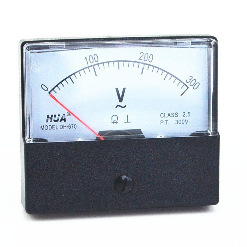 hook up voltmeter gauge
