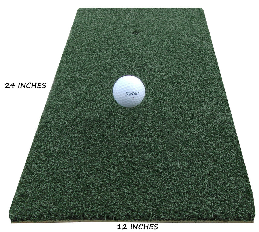 12 Quot X 24 Quot Golf Chipping Mats Driving Range Practice Golf