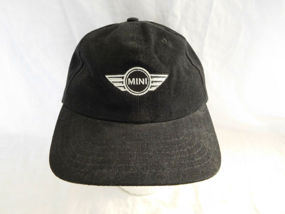 Mini Cooper Logo Embroidered Baseball Cap Dad Hat