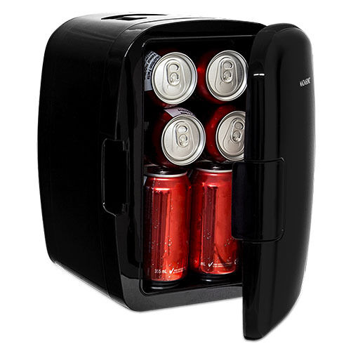 Magnasonic Portable 8 Can Mini Fridge Cooler Amp Warmer