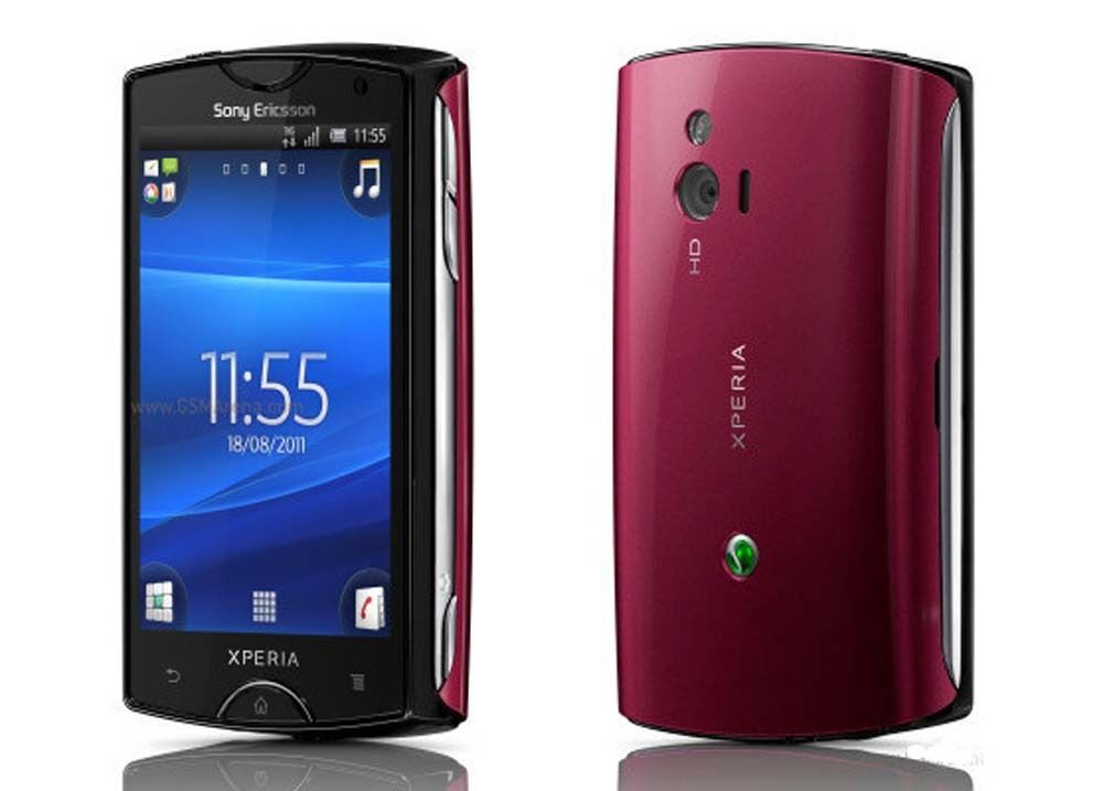 Sony Ericsson Xperia Mini review Page 2