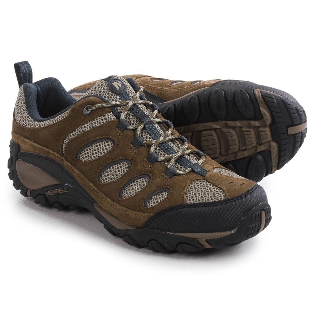 Merrell Mens Leather Shoes