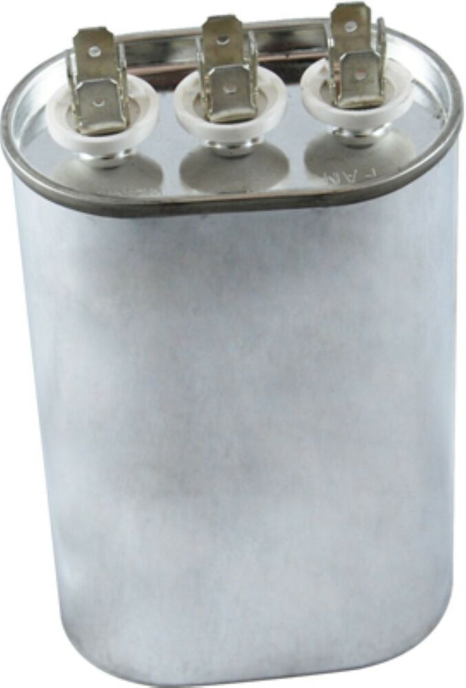 Mars Replacement Run Capacitor 45 5 Mfd 440v Oval 12890 By