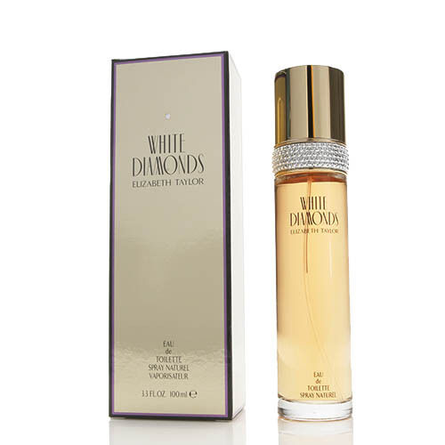 White Diamonds Elizabeth Taylor Perfume 3 3 3 4 Oz Spy