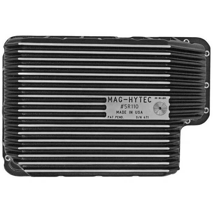 Mag-Hytec F5R110 Transmission Pan For Ford Powerstroke 6