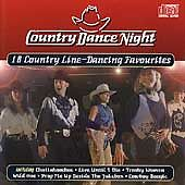 Various Artists - Country Dance Night (1995)