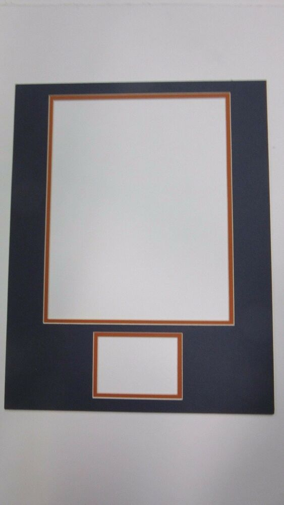 Picture Framing Mat 11x14 For 8x10 Photo And Sports Card