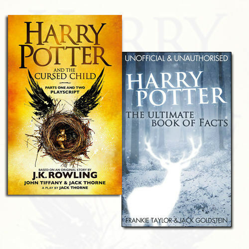 Harry Potter Book New ~ Harry potter the cursed child ultimate book of facts