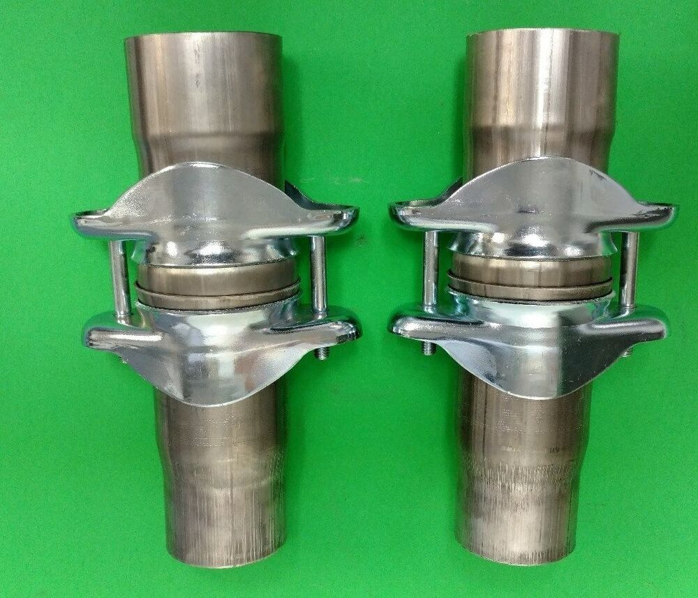 Quot header to stainless ball socket