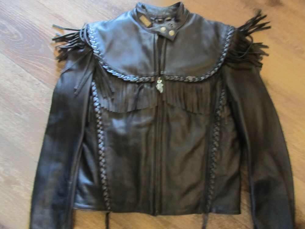 Jafrum leather jacket