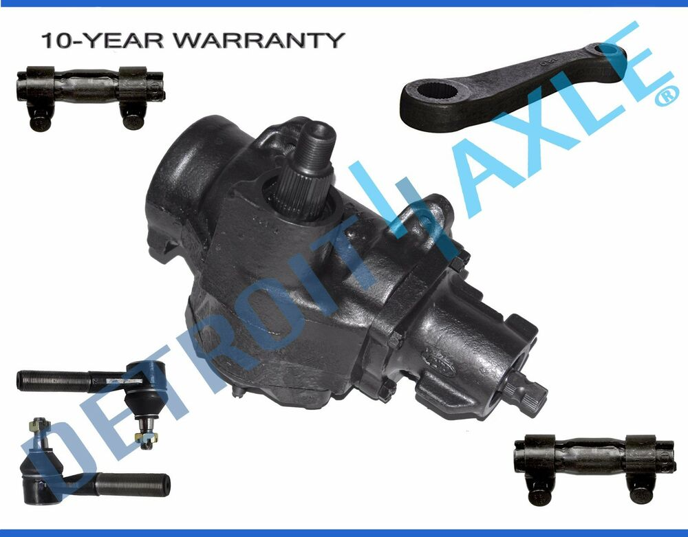 Gear Box Suspension : Pc complete front suspension and gearbox kit for ford
