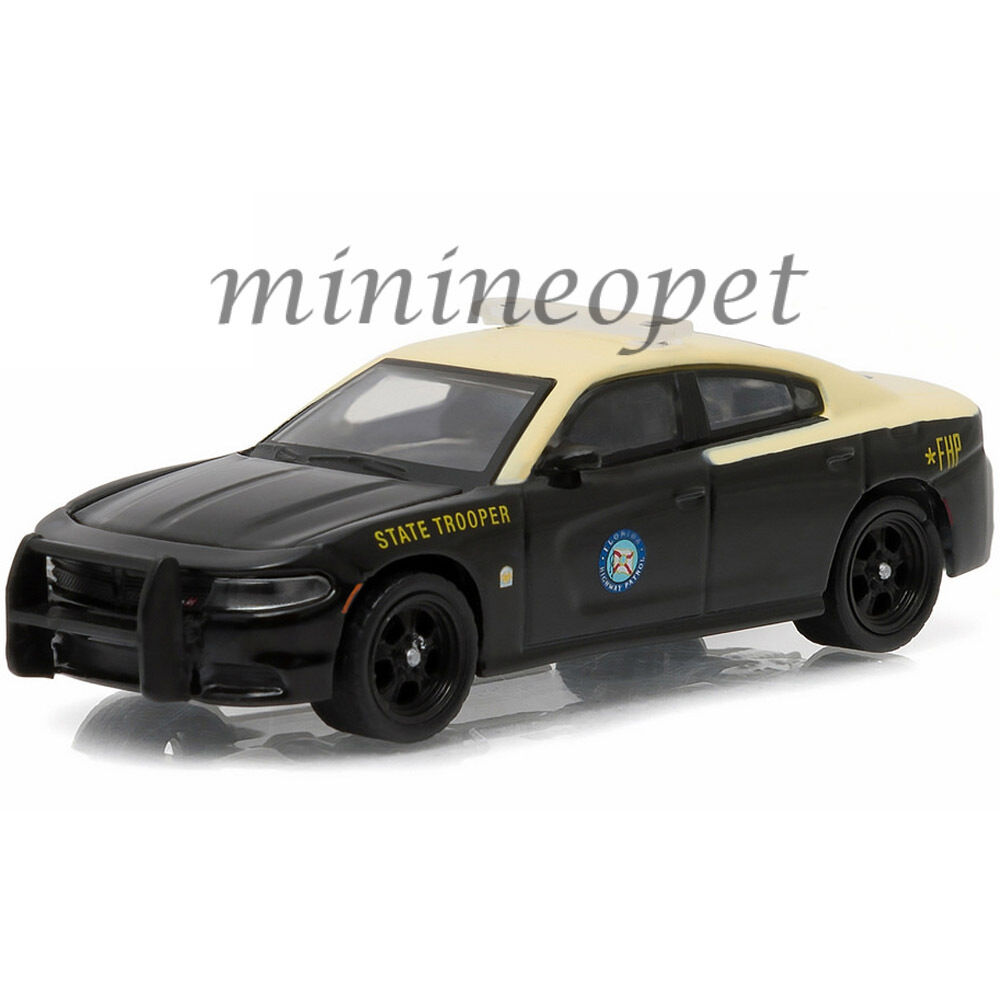 GREENLIGHT 42760 F 2015 DODGE CHARGER FLORIDA HIGHWAY