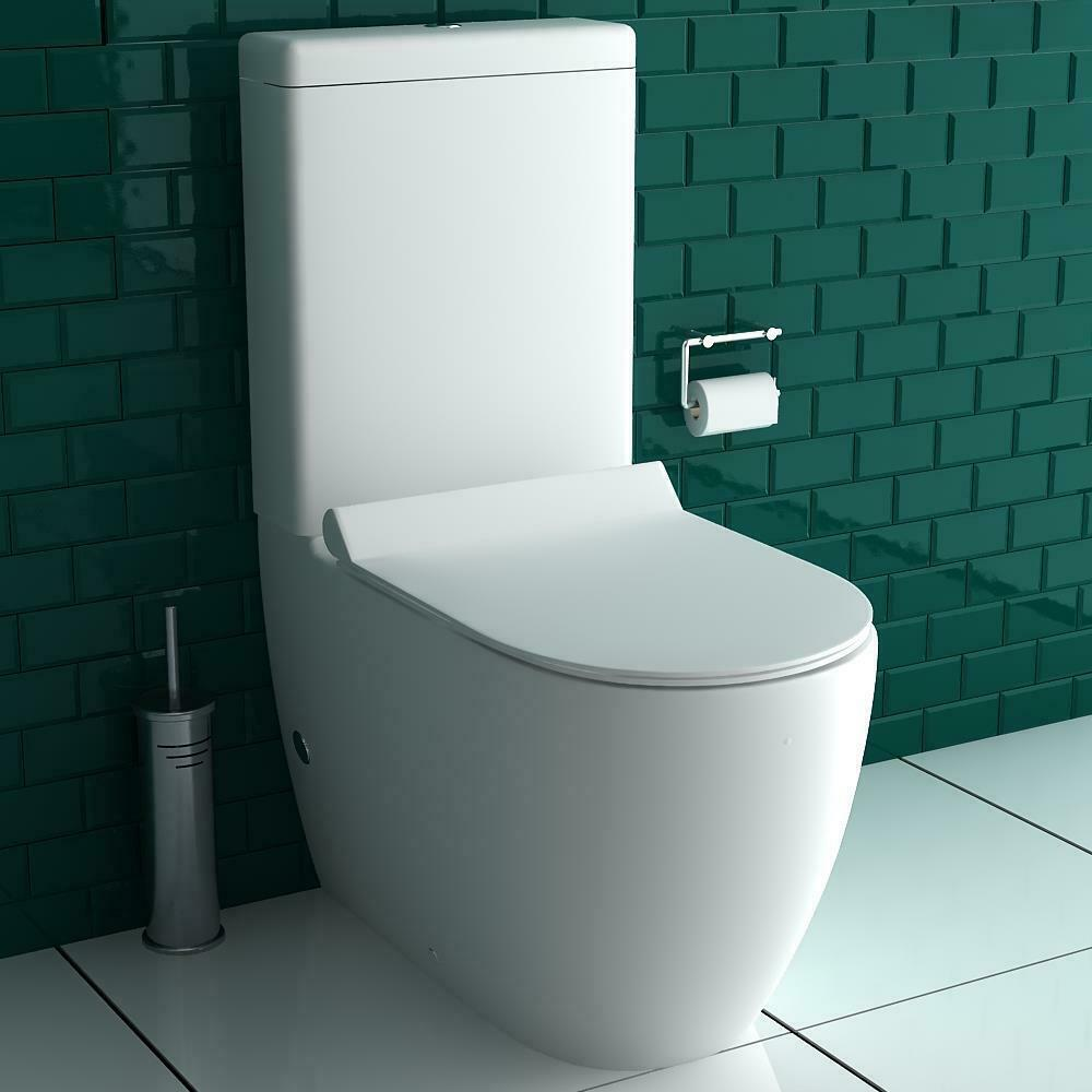 bad1a stand wc mit sp lkasten geberit sp lgarnitur wc sitz duroplast tiefsp ler ebay. Black Bedroom Furniture Sets. Home Design Ideas
