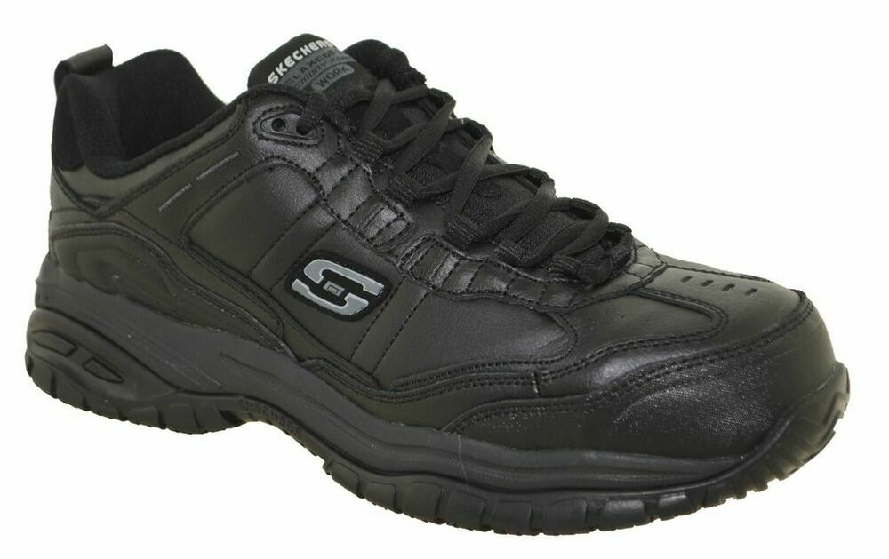 Keen Black Work Shoes