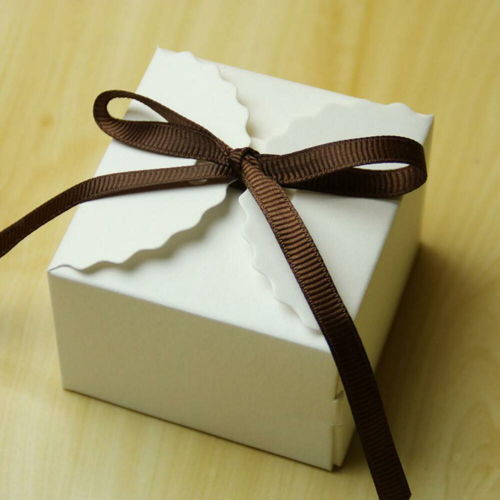Wedding Favor Bags Or Boxes : ... Wedding Favor Boxes Truffle Gift Box Candy Bags Party Supply Box