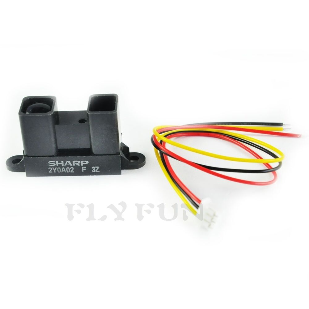 Infrared Sensors For Cable : Infrared ir proximity sensor sharp gp y a yk f detect