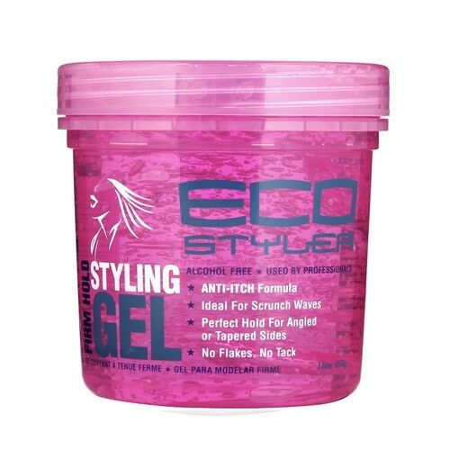 styling hair gel eco style professional styling gel curl and wave ebay 1733