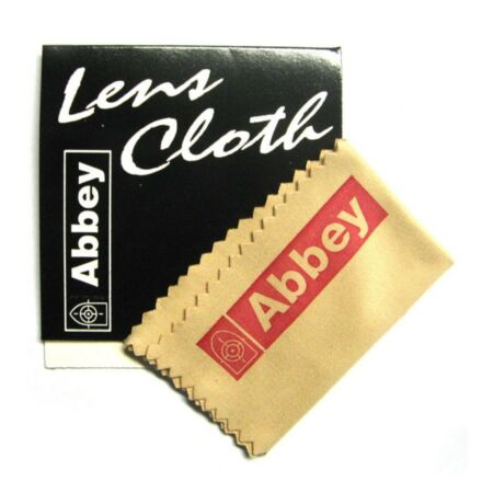 img-Abbey Lens cleaning cloth - binoculars glasses scopes spectacles