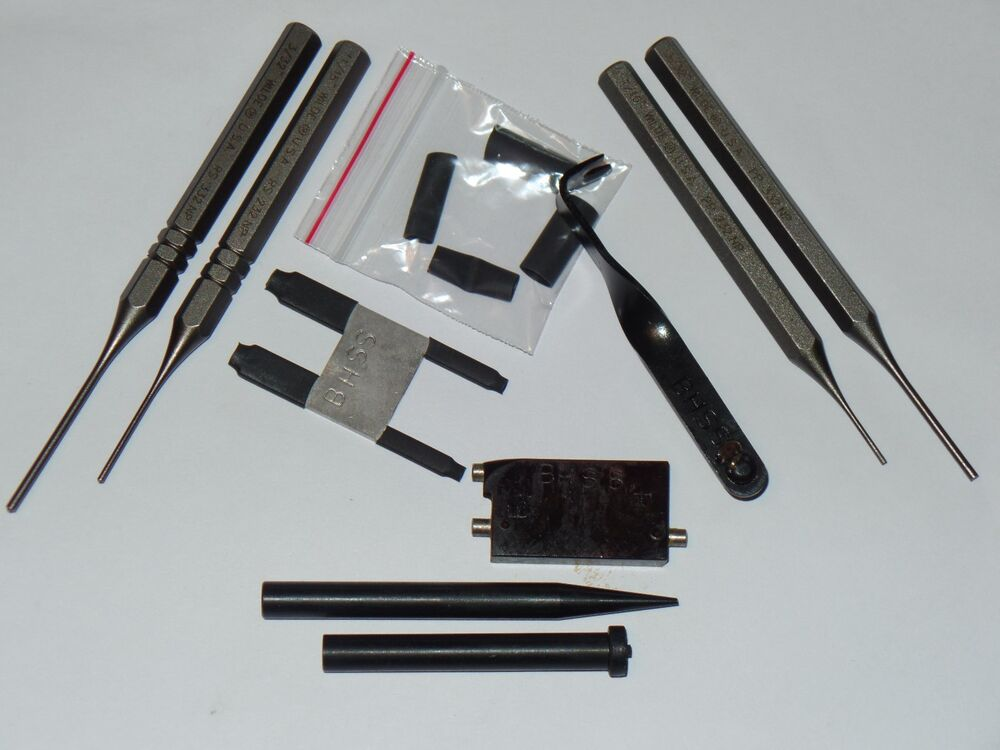 BHSS Master Tools Kit for the Hi-Power by FN Browning FM ...