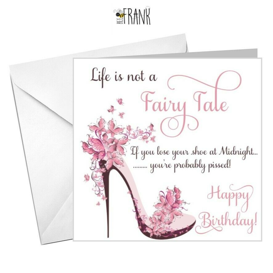 Details About Funny CutesarcasticBirthday Card For Best Friend Bestie Sister Cousin Aunt