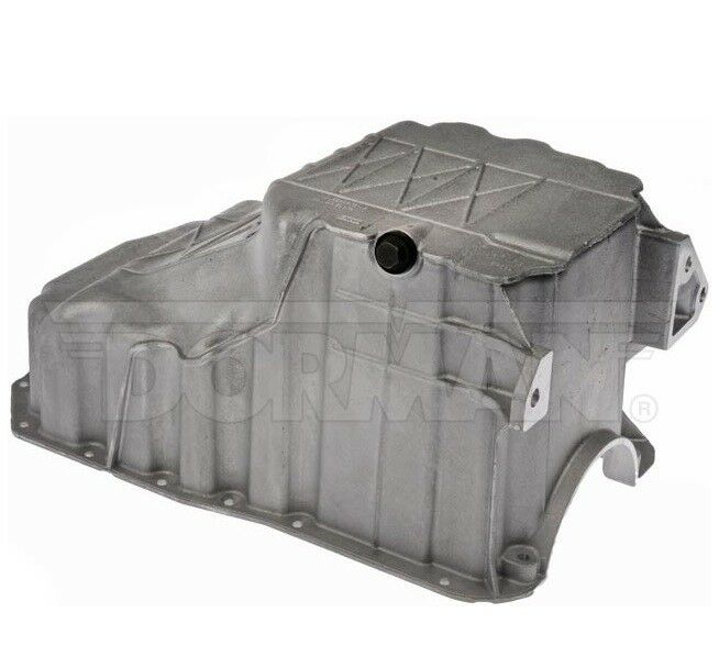 New ford f 150 e 250 4 2l v6 97 08 engine oil pan dorman for Motor oil for ford f150