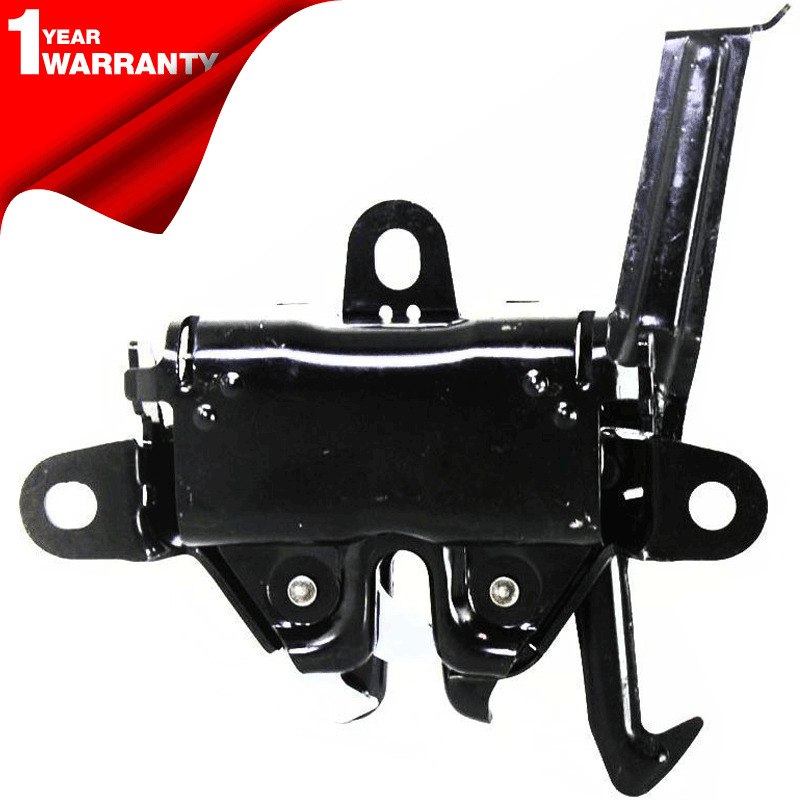 new hood latch assembly for toyota camry 2003 2006 to1234102 ebay. Black Bedroom Furniture Sets. Home Design Ideas