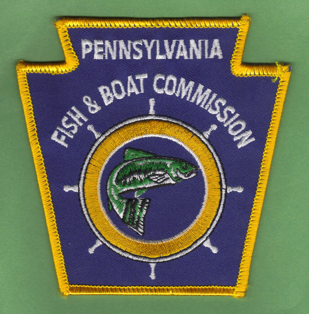Pa pennsylvania fish boat commission new no title for Pa boat and fish commission