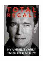 NEW - Total Recall: My Unbelievably True Life Story