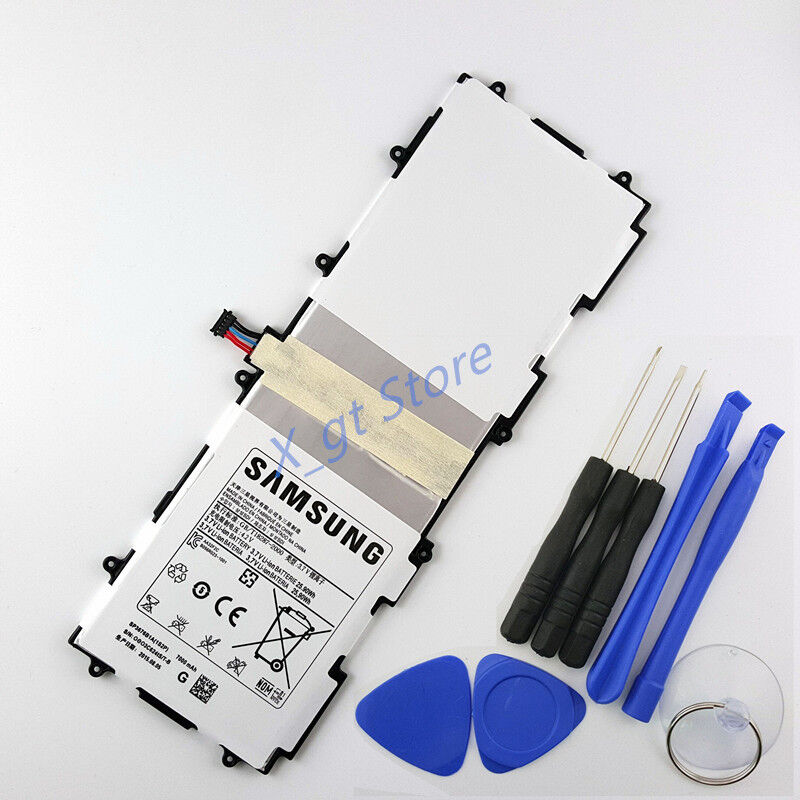 new battery sp3676b1a for samsung galaxy tab 2 10 1 gt p5100 p5110 p5113 p7510 ebay. Black Bedroom Furniture Sets. Home Design Ideas