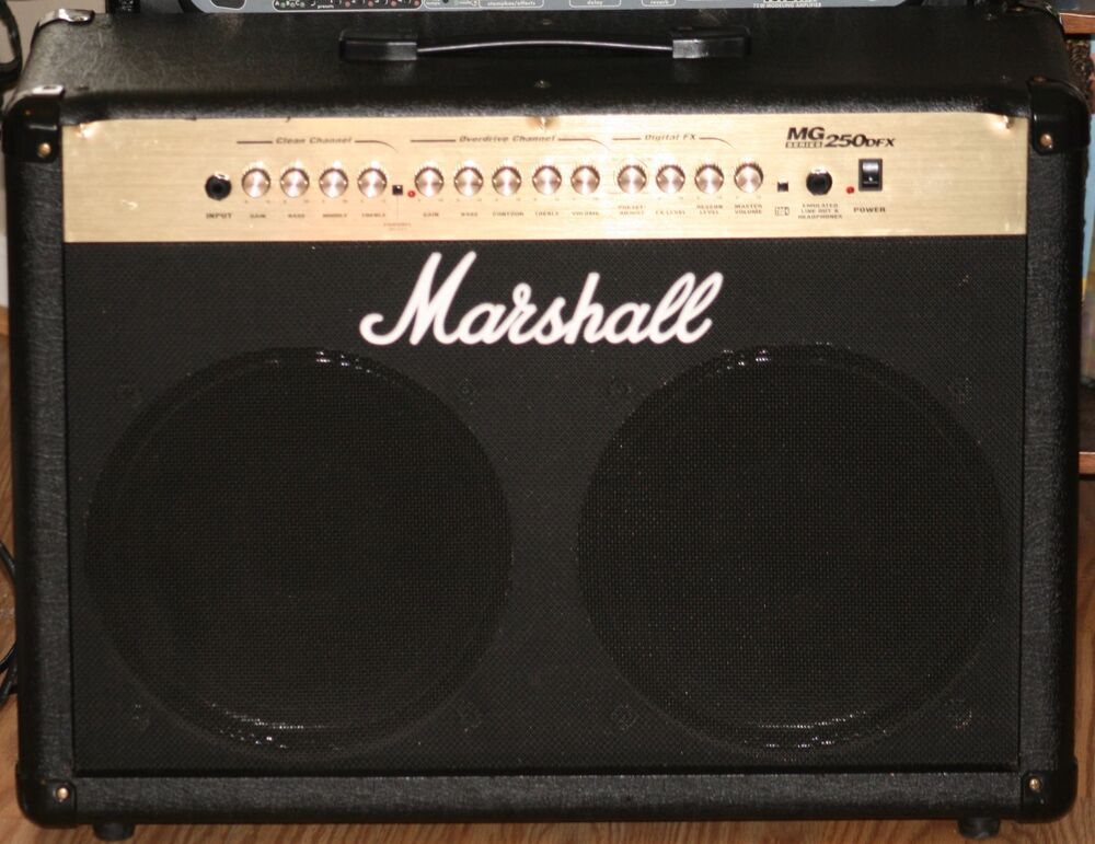 marshall mg250dfx marshall mg series combo guitar amplifier w built in effects 411378092816 ebay. Black Bedroom Furniture Sets. Home Design Ideas