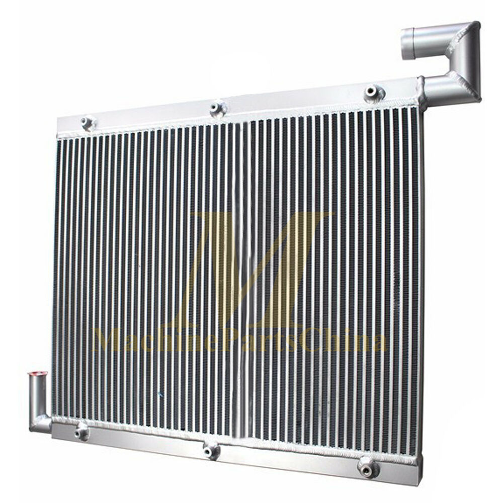 Oil Coolers For Hydraulic Systems : Hydraulic oil cooler for john deere e excavator ebay