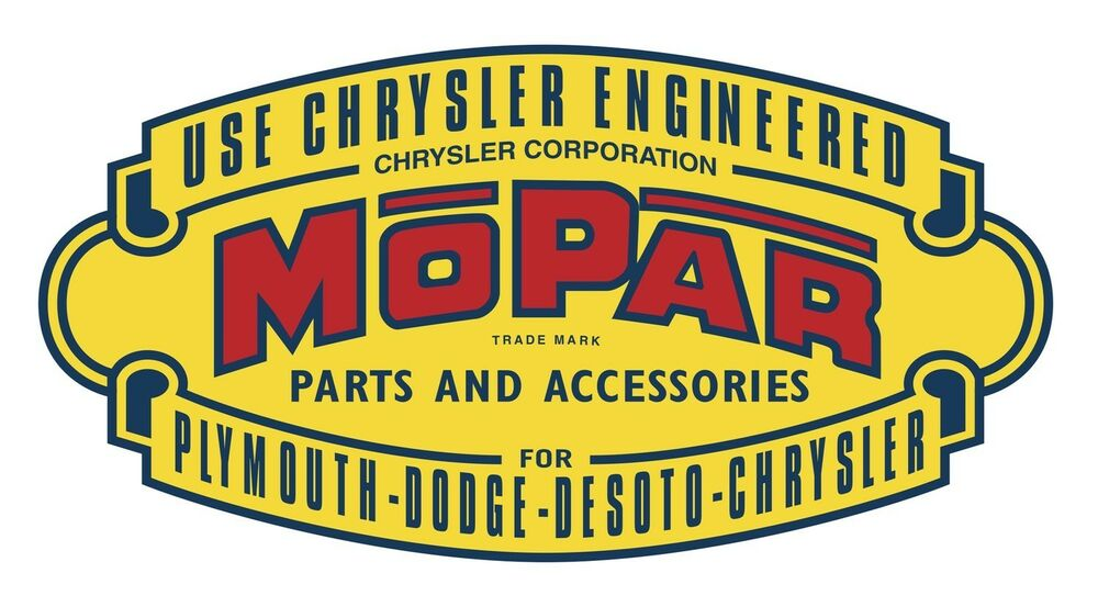 vintage mopar parts accessories garage wall graphic. Cars Review. Best American Auto & Cars Review