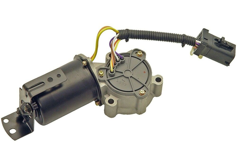 Ford Lincoln 4wd 4x4 Transfer Case Shift Motor 7 Pin Plug