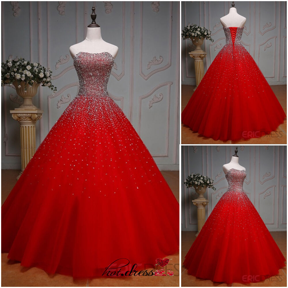 What Color Shoes With Red Prom Dress