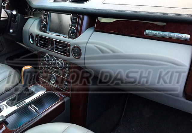 Jeep Patriot Sport >> LAND RANGE ROVER MK III HSE SPORT INTERIOR WOOD DASH TRIM ...