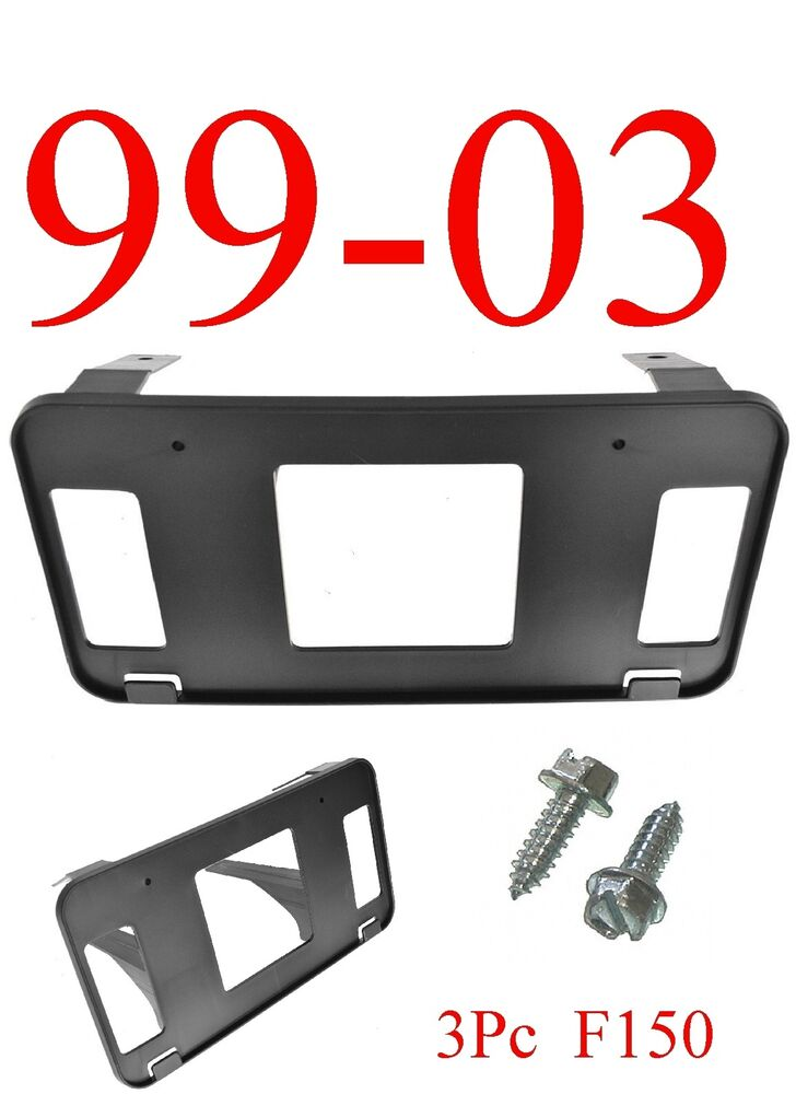 f150 front license plate ebay