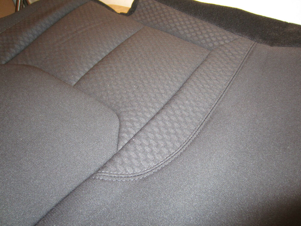Jeep Sahara Seat Covers >> 2013 JEEP WRANGLER RUBICON SEAT COVERS...OEM...BLACK...COMPLETE SET, 4 DOOR... | eBay
