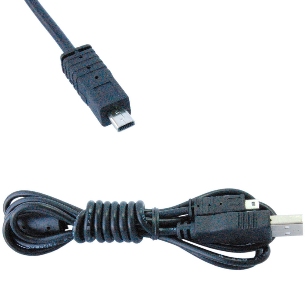 Usb Cable Cord For Sony Alpha Cyber Shot Dsc S Dsc W