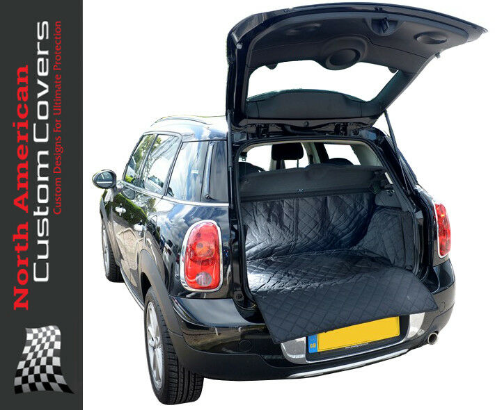 Mini Countryman Cargo Liner Trunk Mat Quilted Amp Tailored