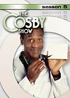 The Cosby Show: Season 5, Good DVD, Roby Gasser, Diana Georger, Grace Johnston,