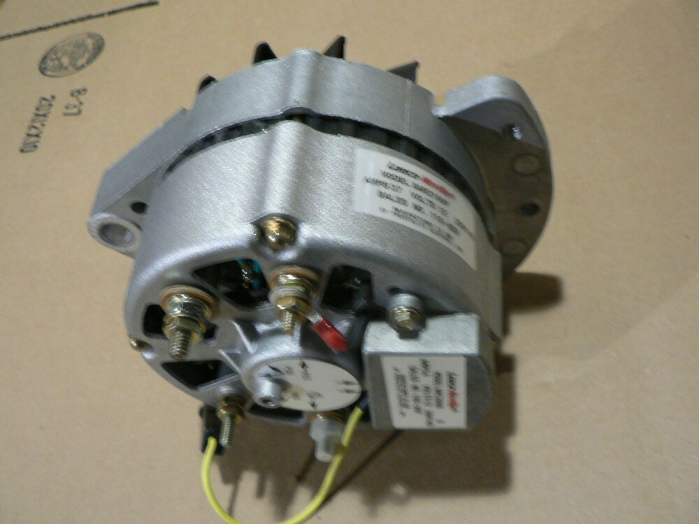 S L on Delco 10si Alternator Parts