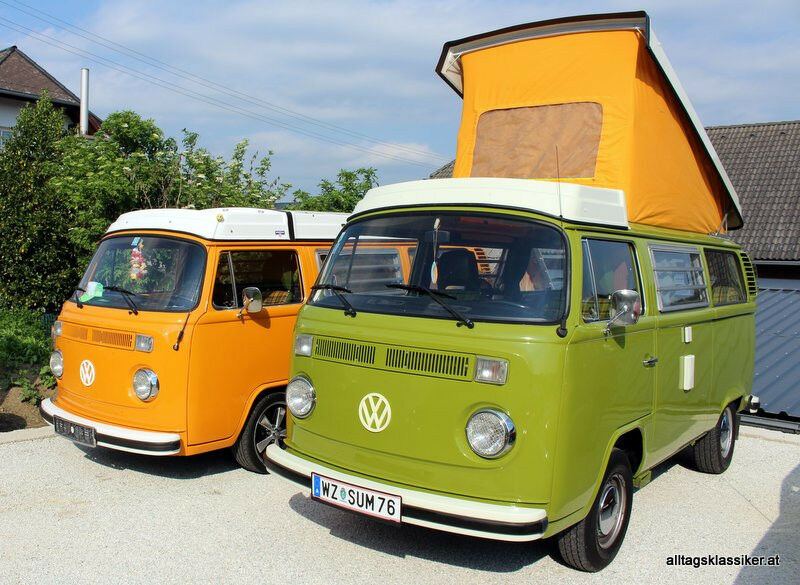 gutschein 1 wochenende vw bus bulli fahren t2b westfalia. Black Bedroom Furniture Sets. Home Design Ideas