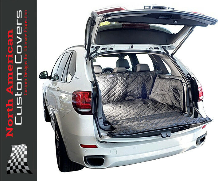 Bmw X5 Cargo Liner Trunk Mat Quilted Amp Tailored 2014 To