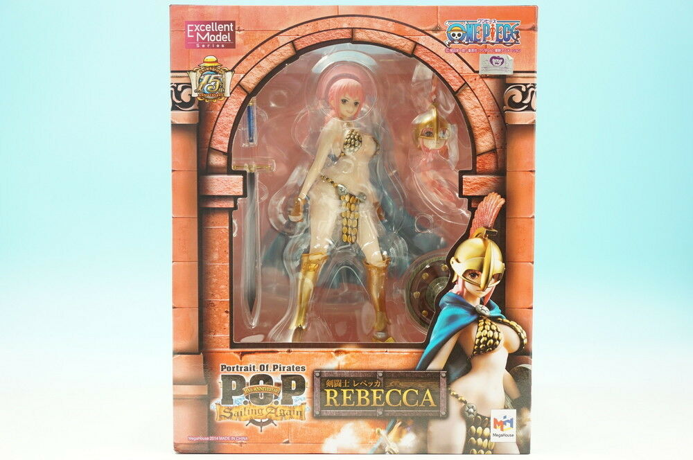 Anime & Manga Megahouse Excellent Model Portrait.of.pirates One Piece Sailing Again From Japan A Complete Range Of Specifications
