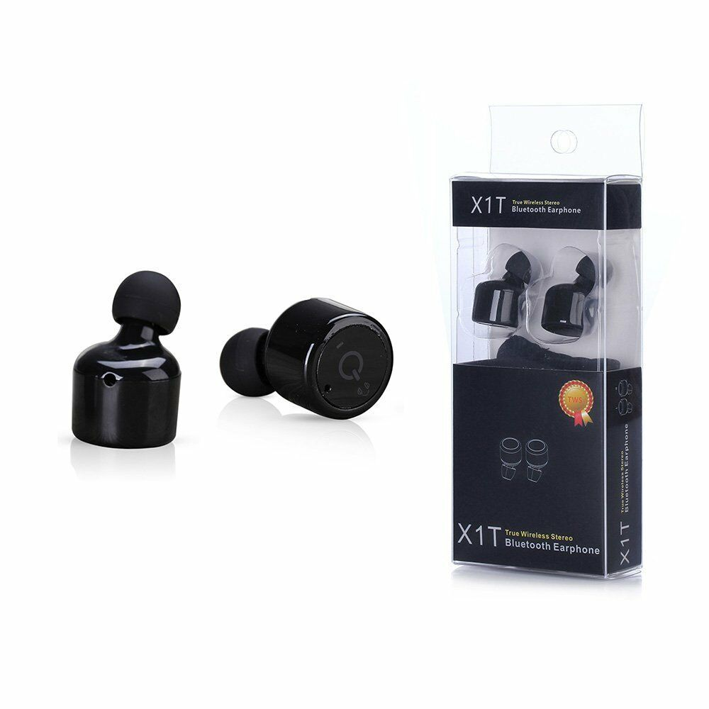 4 Bluetooth Wireless Headsets With The Best Sound Quality: Mini True Wireless Bluetooth 4.2 Twins Stereo In-Ear